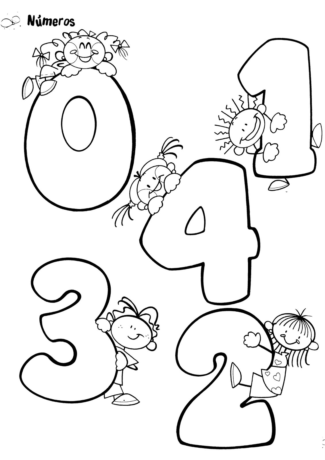 portadas de infornes Colouring Pages